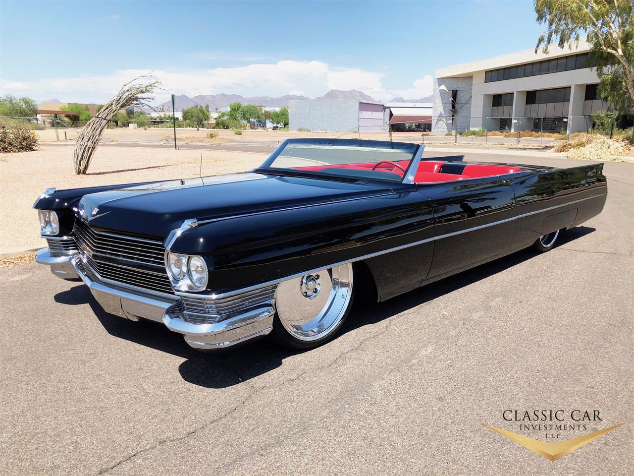 1964 Cadillac Deville For Sale Classiccars Com Cc 1132250