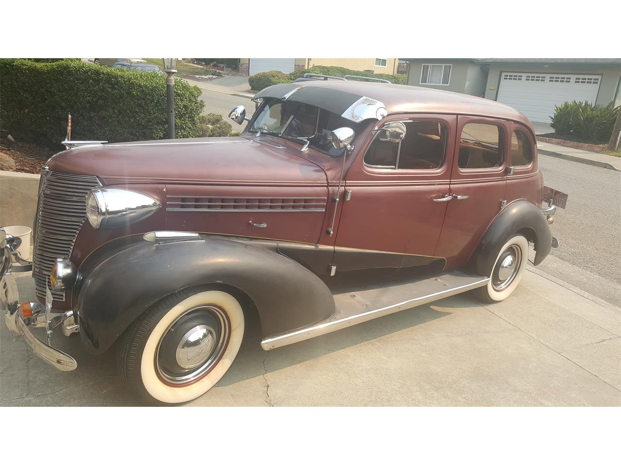 Picture of '38 4-Dr Hardtop - O9NM