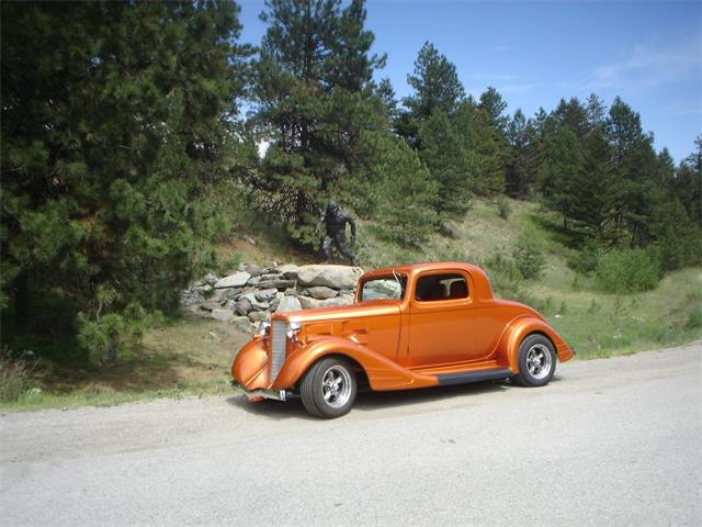 Picture of 1934 Nash Lafayette located in Prince George British Columbia - O9O0