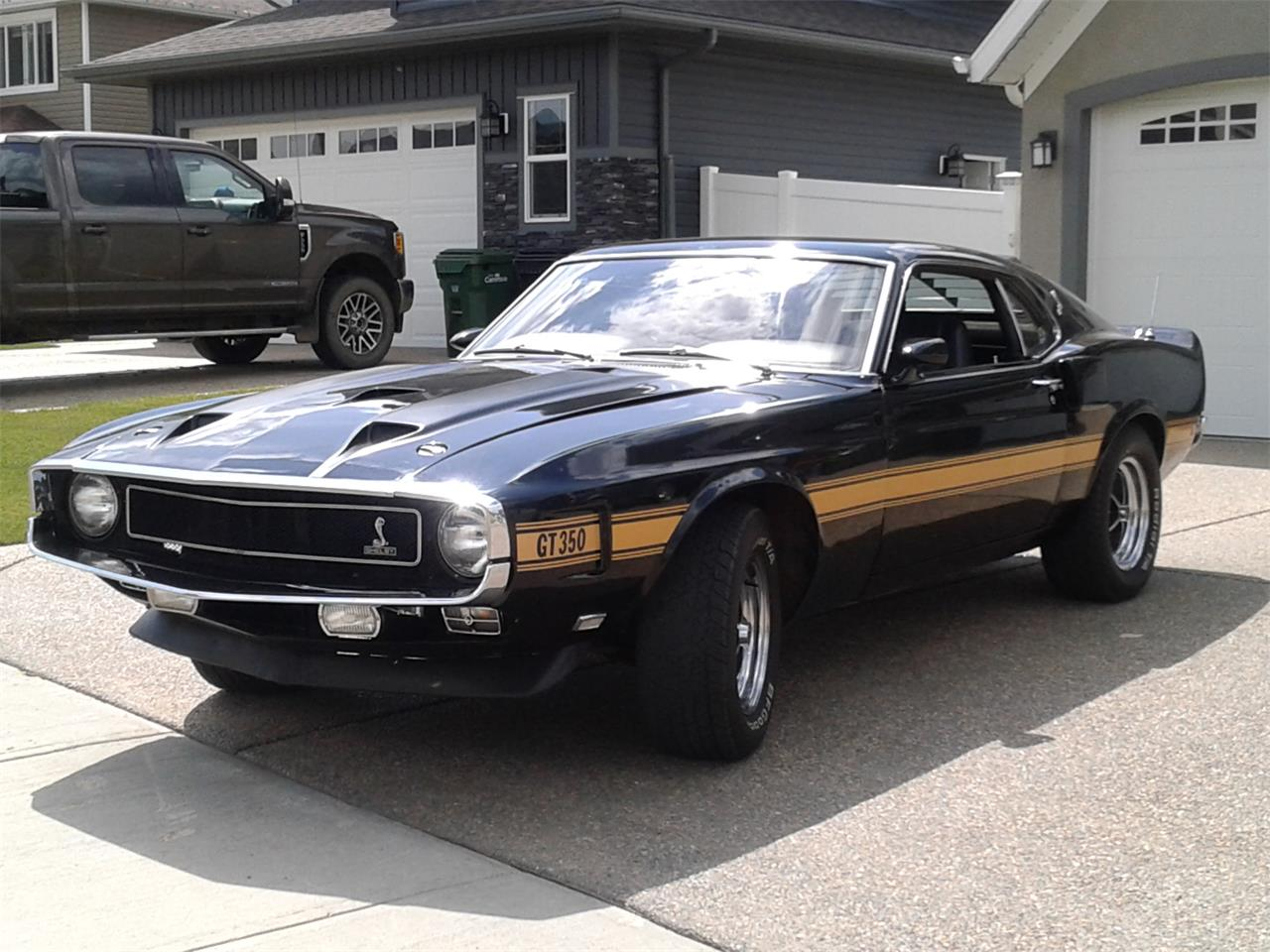 Large Picture of '70 GT350 located in Camrose Alberta - $72,000.00 - O9O3