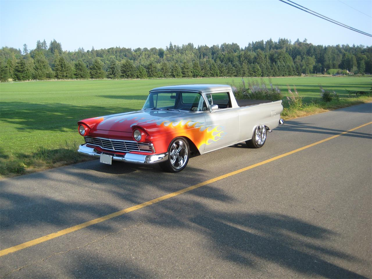 Large Picture of 1957 Ranchero located in Paradise Valley Arizona - $22,900.00 - O9O7