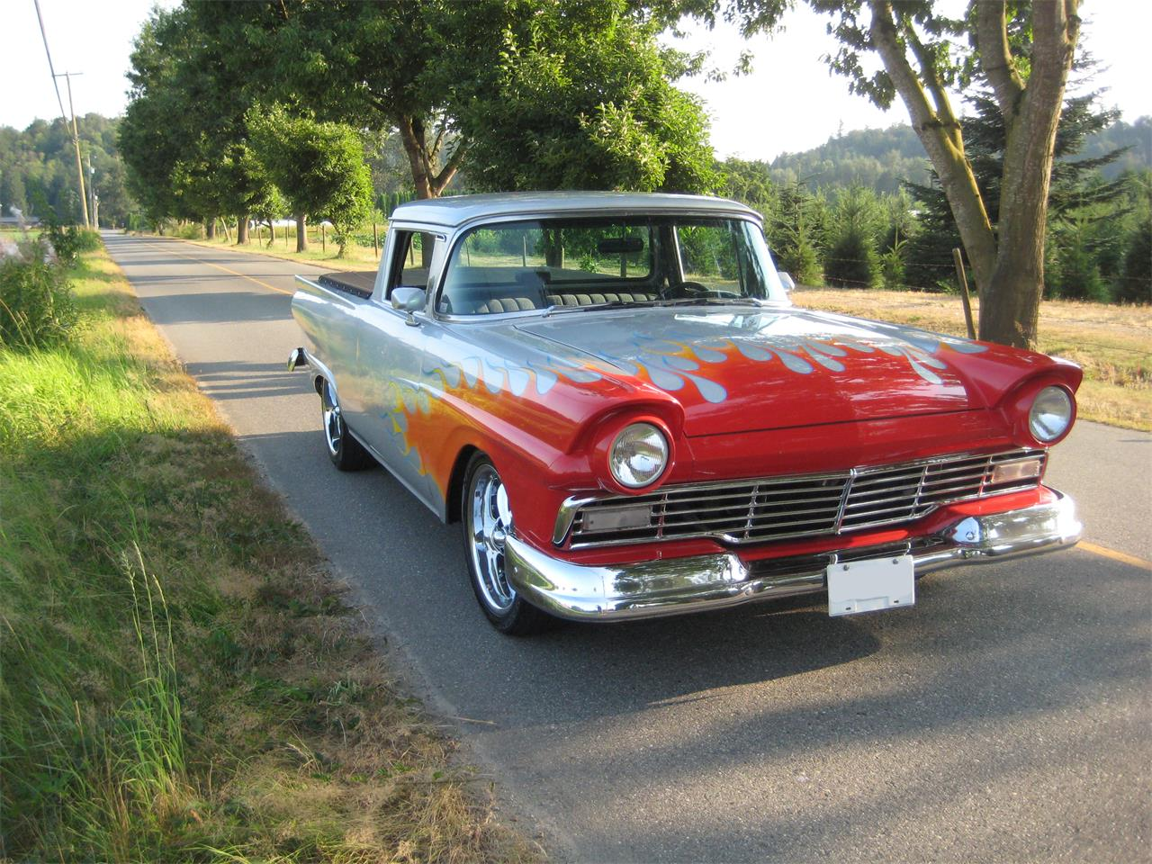 Large Picture of Classic '57 Ranchero - O9O7