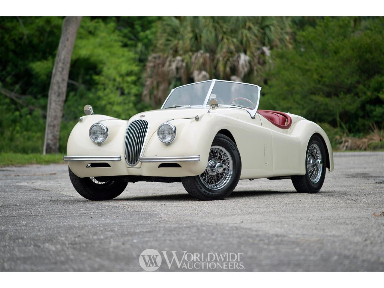 Picture of '54 XK120 - O838