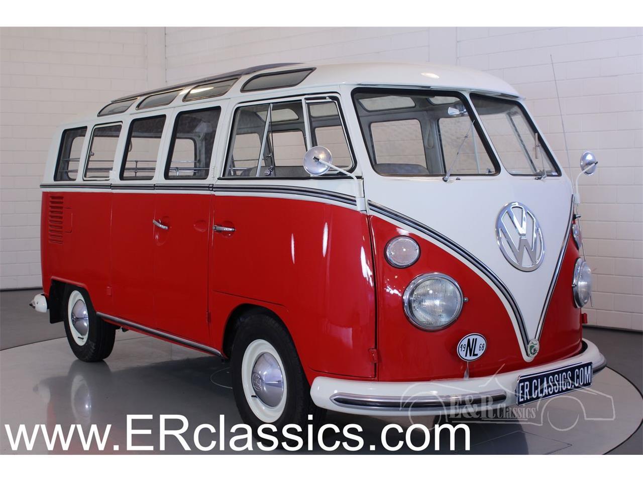 Large Picture of 1966 Volkswagen Bus located in Waalwijk Noord-Brabant - $121,650.00 - O9OE