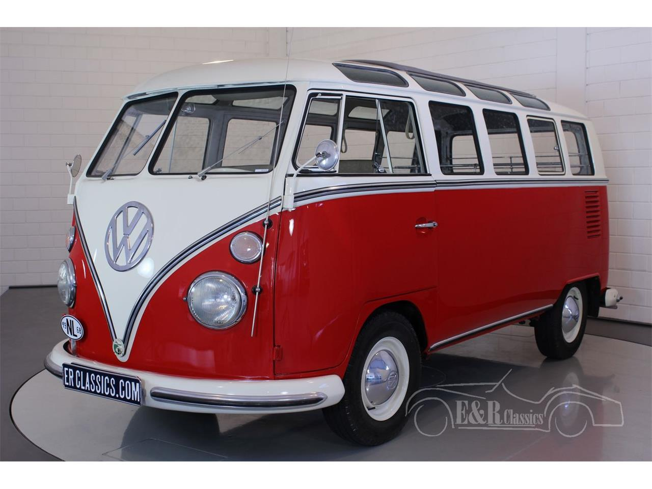 Large Picture of Classic '66 Bus - O9OE