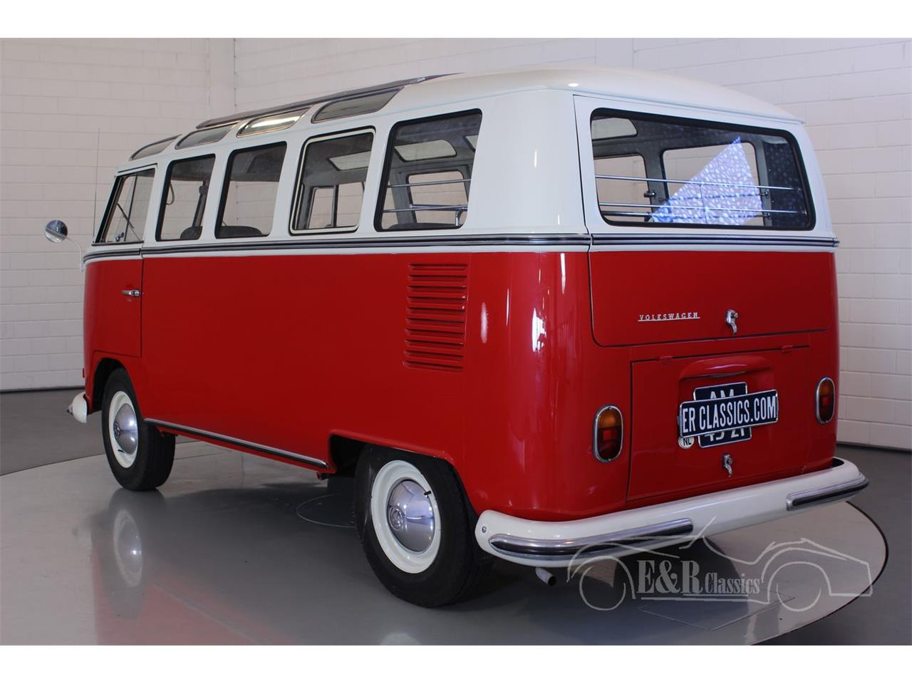 Large Picture of Classic 1966 Volkswagen Bus - O9OE