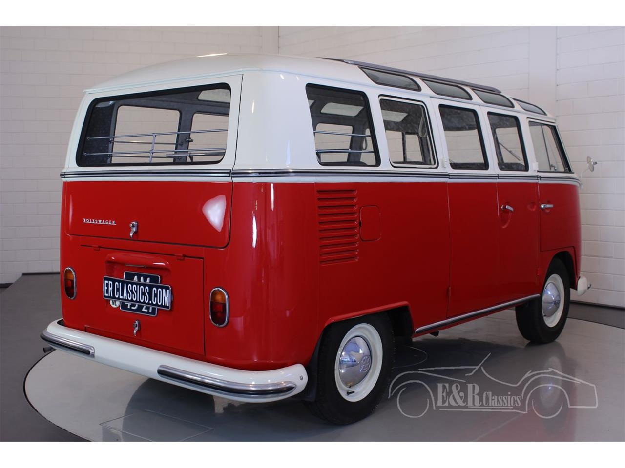 Large Picture of Classic 1966 Volkswagen Bus Offered by E & R Classics - O9OE