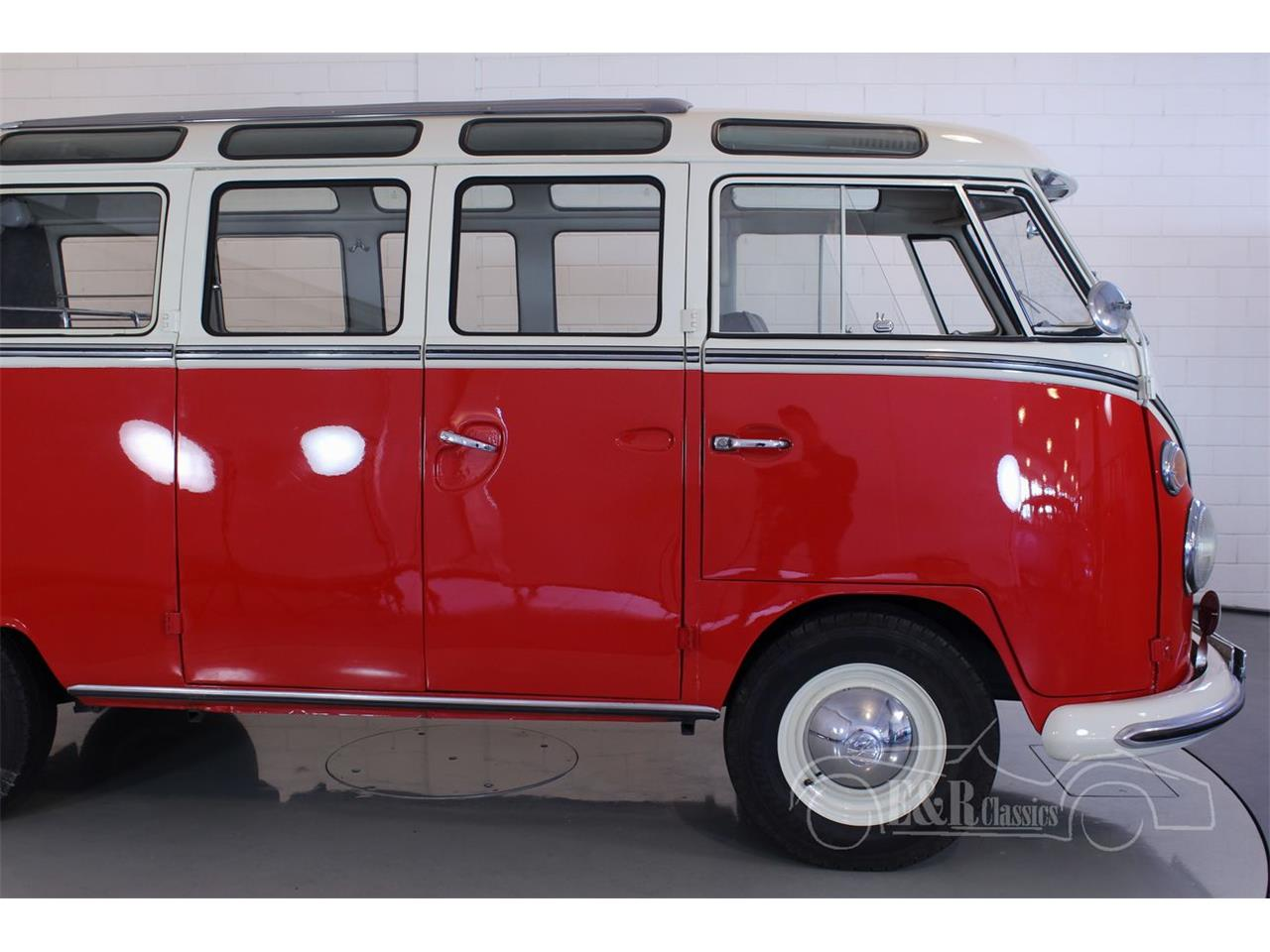 Large Picture of 1966 Volkswagen Bus - O9OE