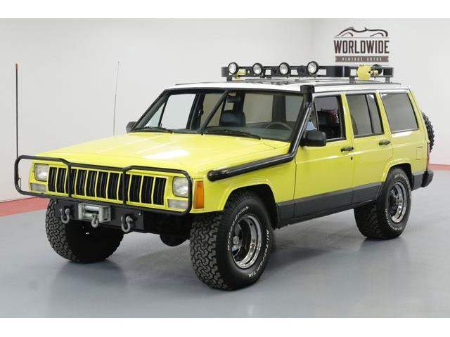Picture of 1989 Jeep Cherokee located in Denver  Colorado - $14,900.00 Offered by  - O9OP