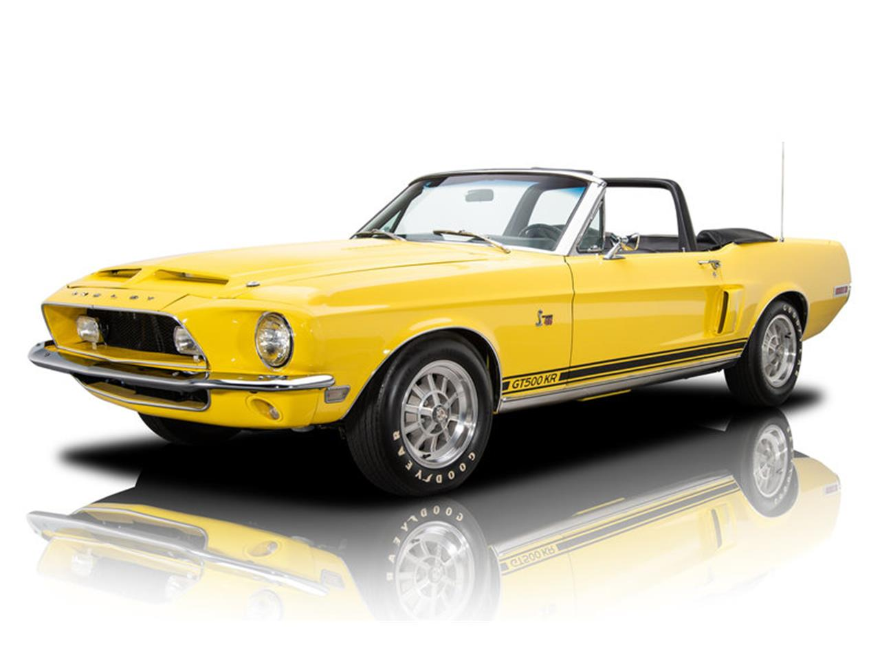 Picture of '68 Mustang - O9OQ