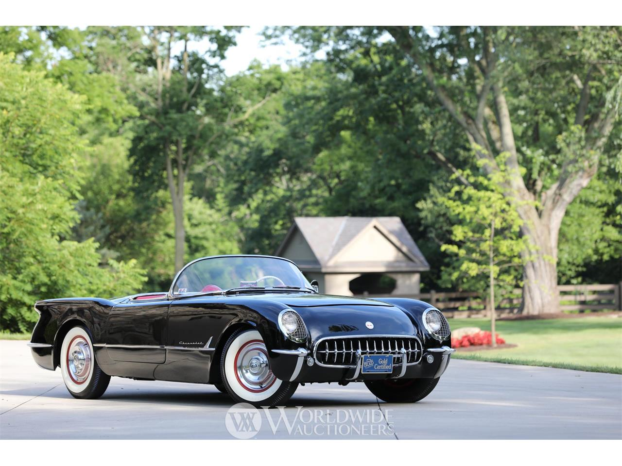 Picture of '54 Corvette - O83A