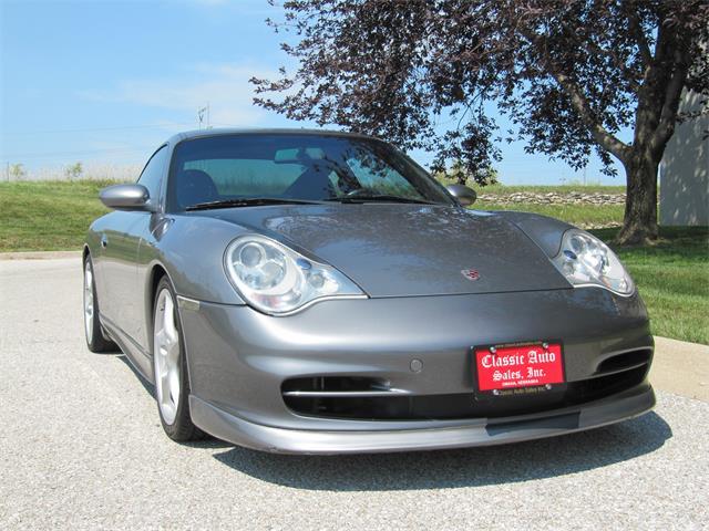 Picture of 2002 Porsche 911 Carrera located in Omaha Nebraska - O83E