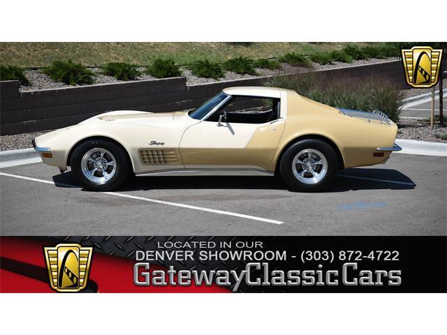 Picture of 1971 Corvette located in Illinois - $29,995.00 - O9QC