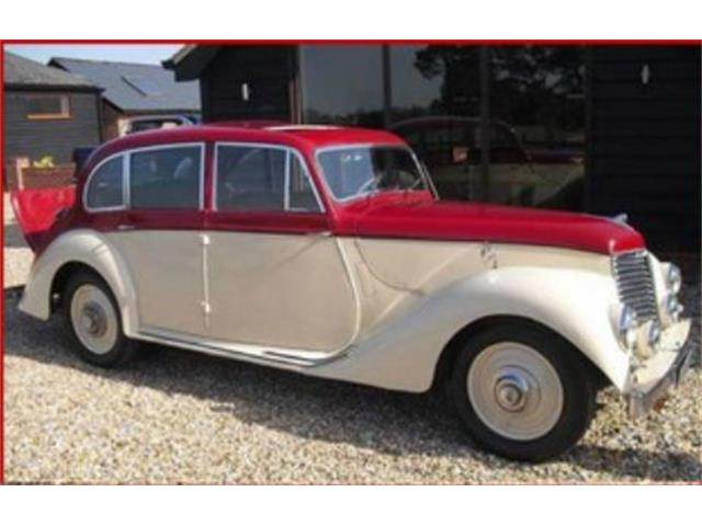 Picture of '51 Armstrong-Siddeley Lancaster Saloon - $20,995.00 - O9QG