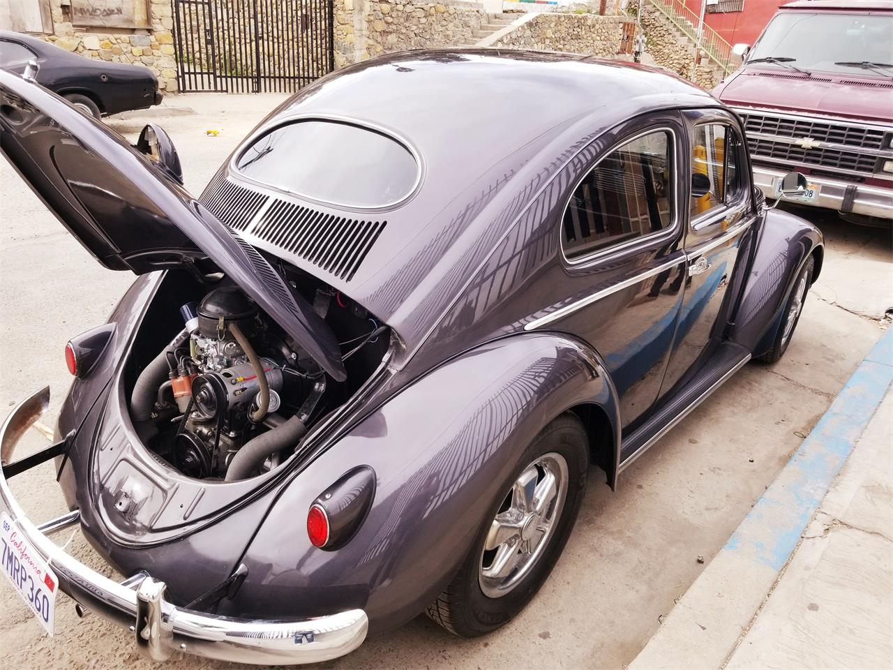 Large Picture of '56 Beetle - O83H