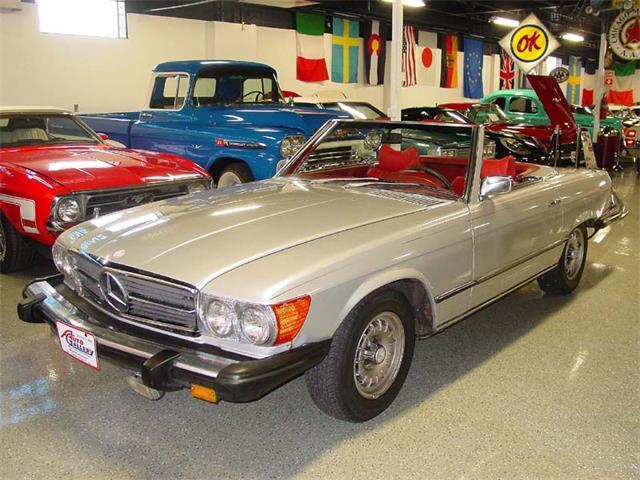 1975 Mercedes-Benz 450SL