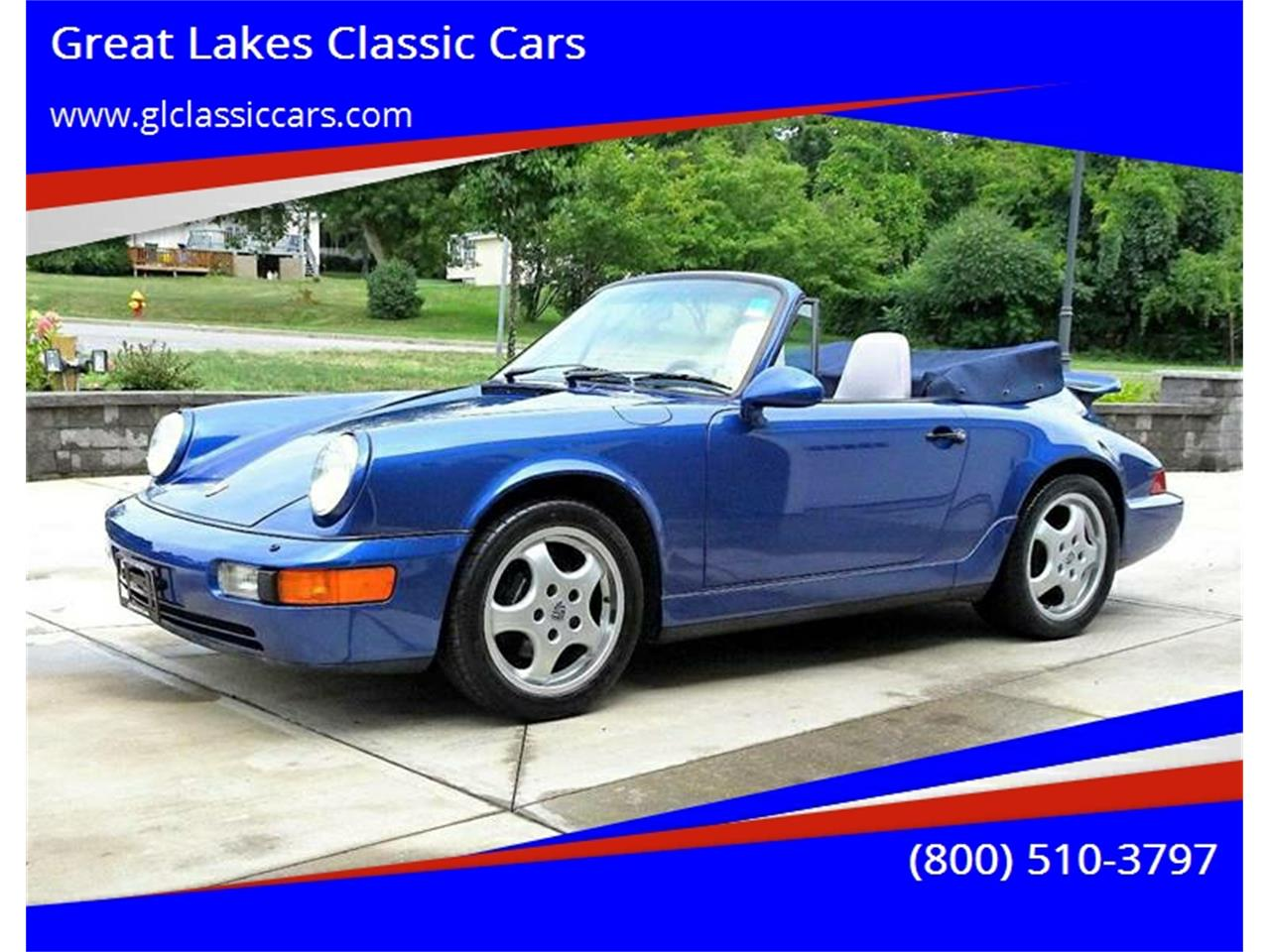 Picture of '93 911 - O9RA