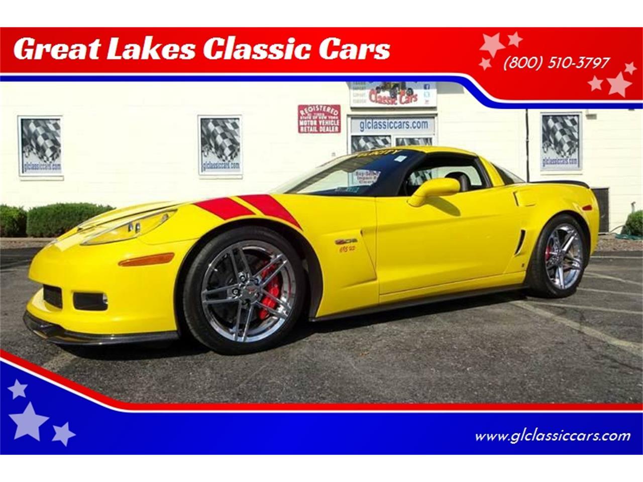 Picture of '07 Corvette - O9RG