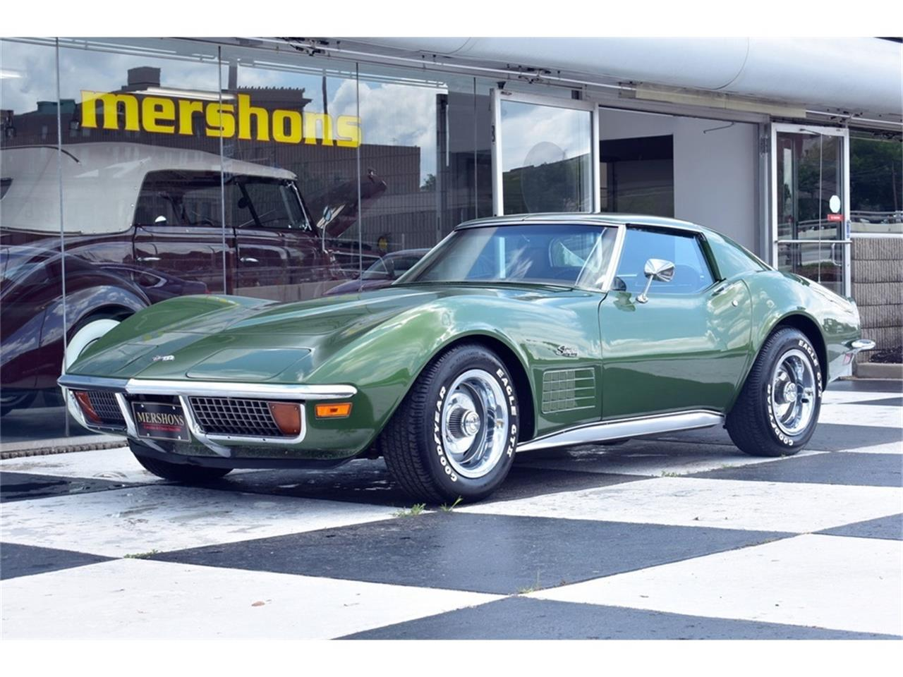 Picture of '72 Corvette - O9RP