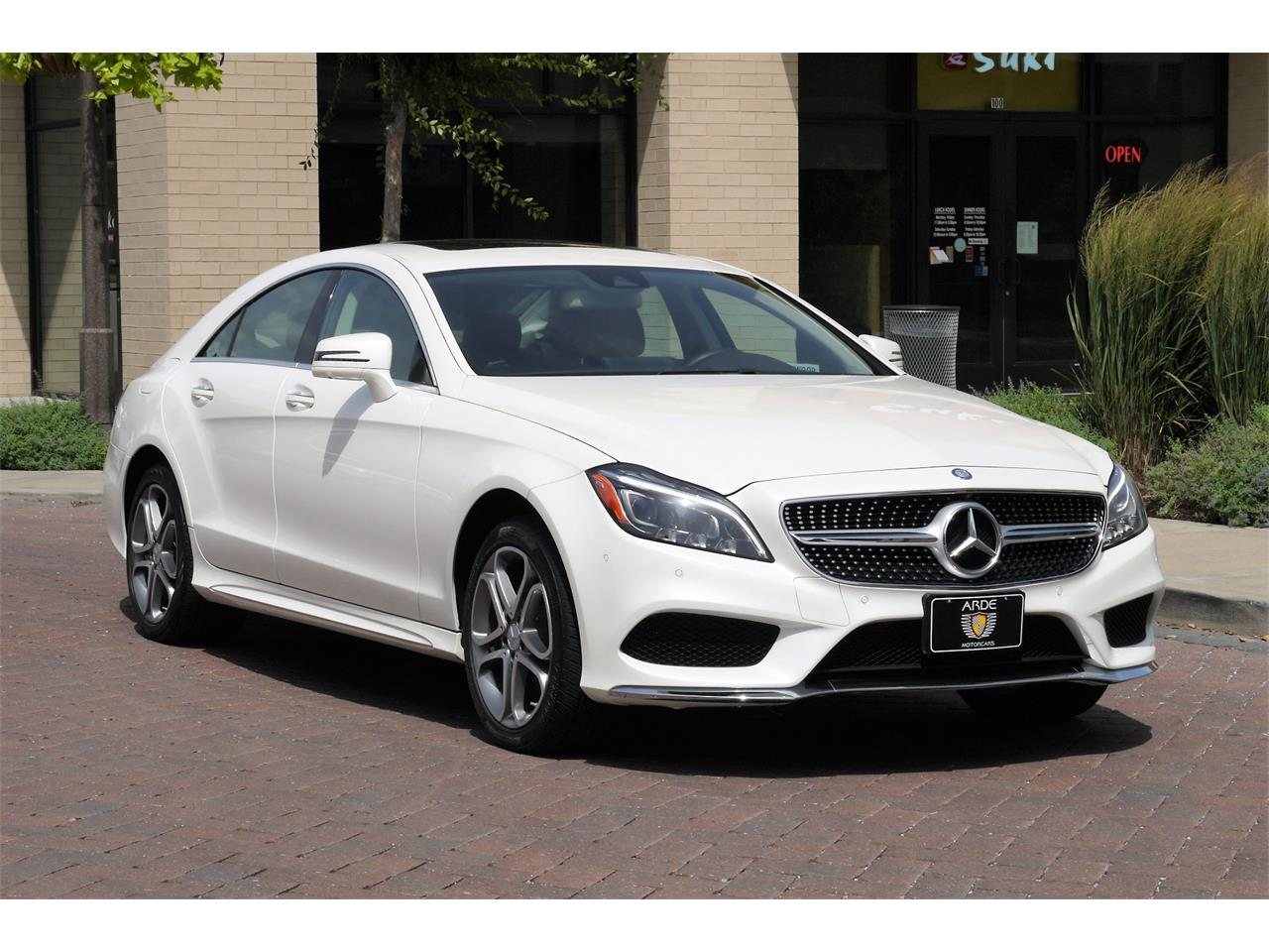 Picture of '15 CLS-Class - O9SE