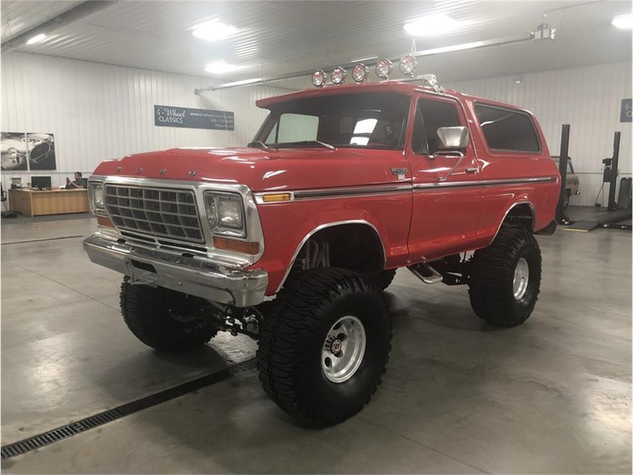 Picture of '78 Bronco - O9SI