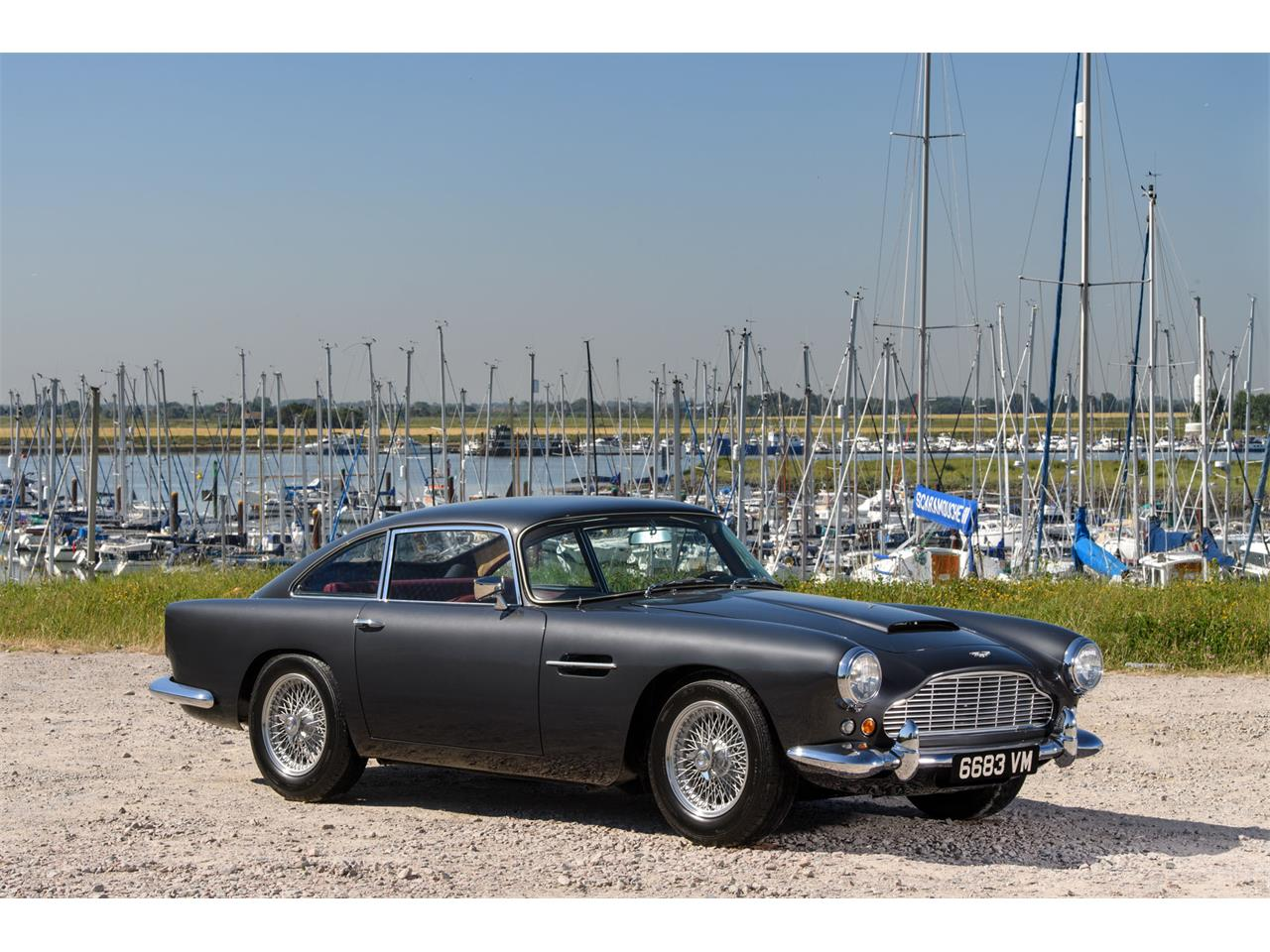 Picture of '62 DB4 Series IV - O9SR