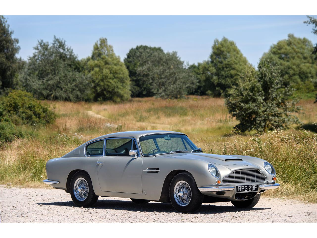 Picture of '67 DB6 - O9SS