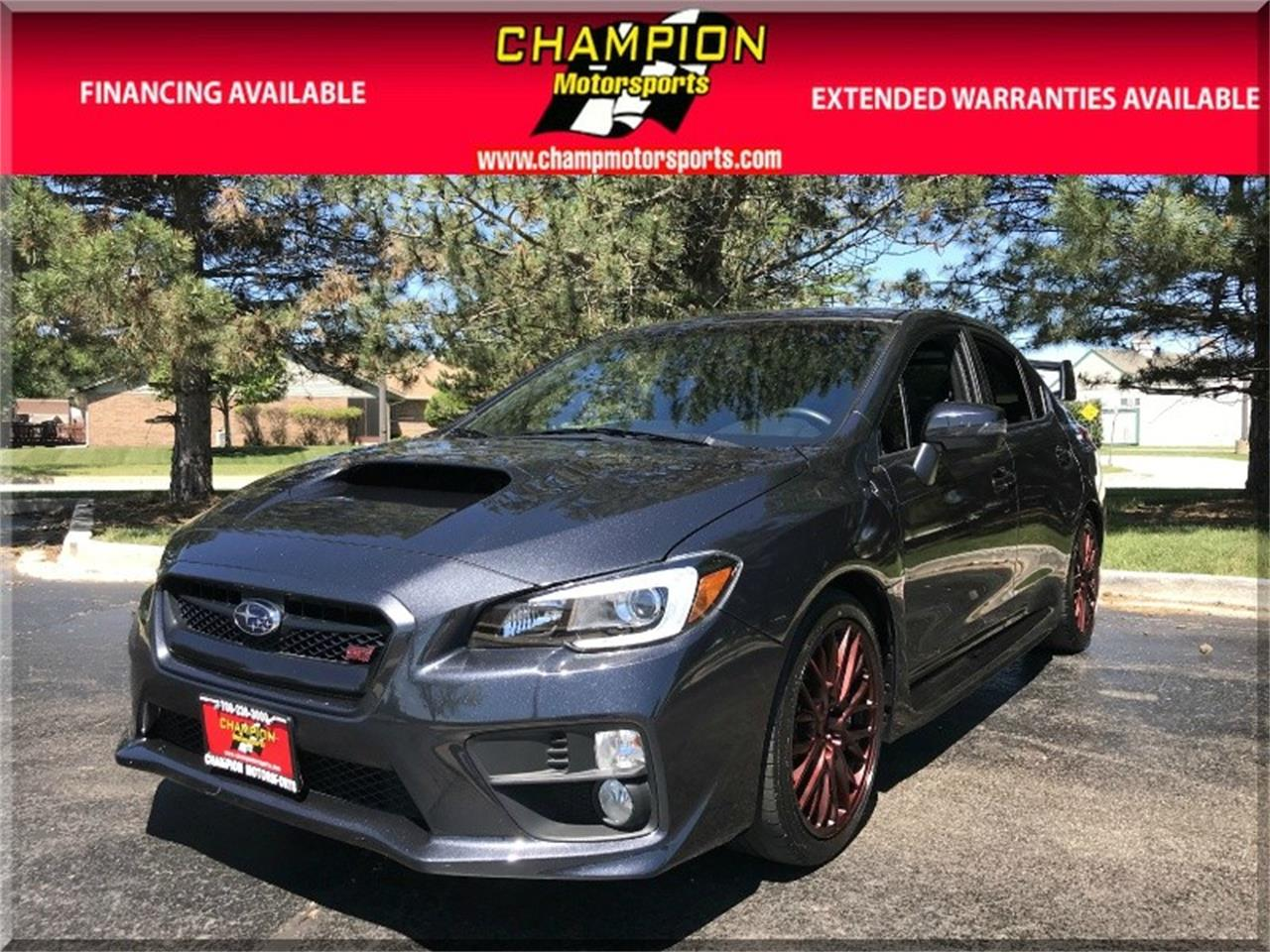 Picture of '17 WRX - O9ST