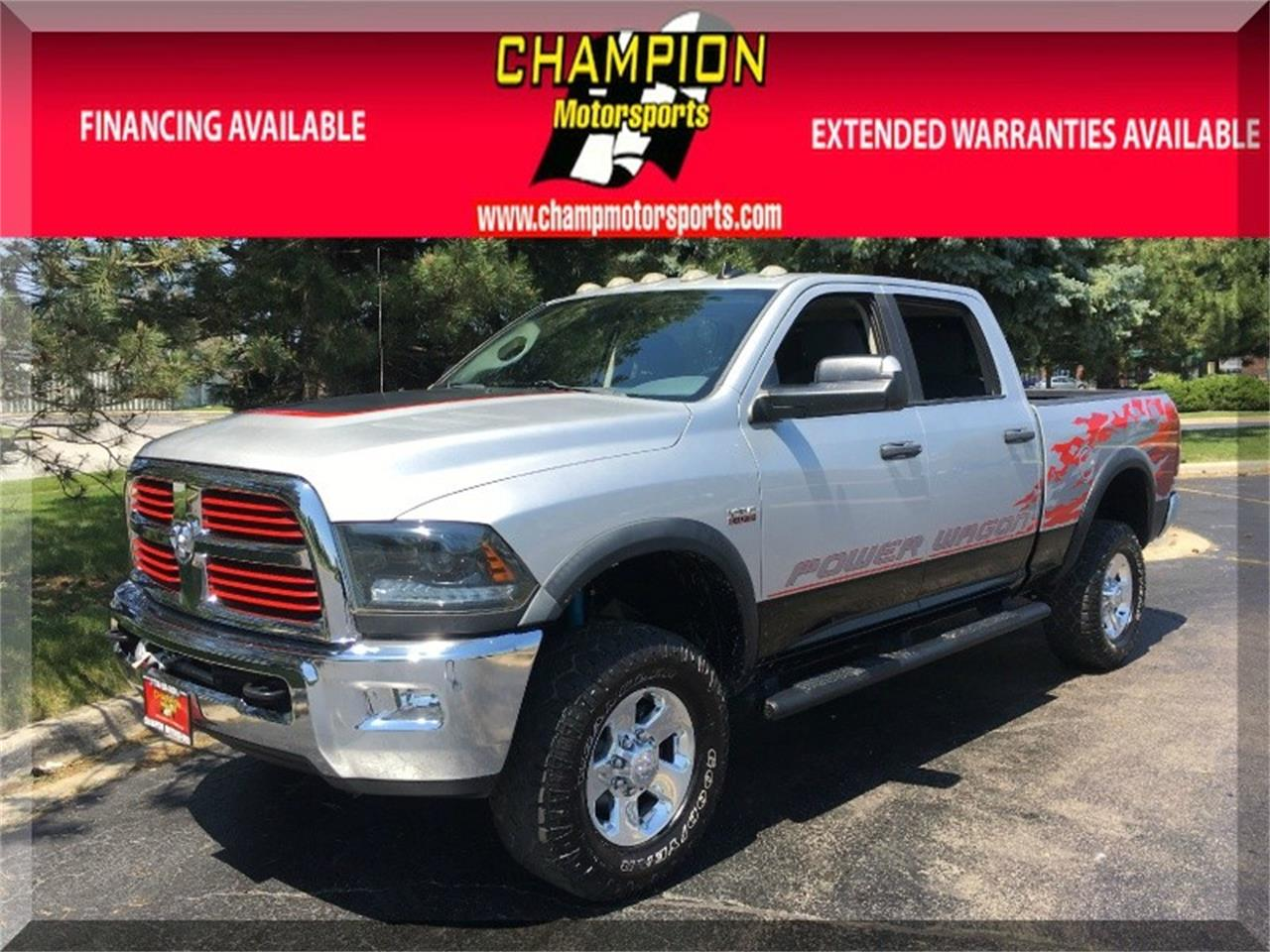 Picture of '15 Ram 2500 - O9T2