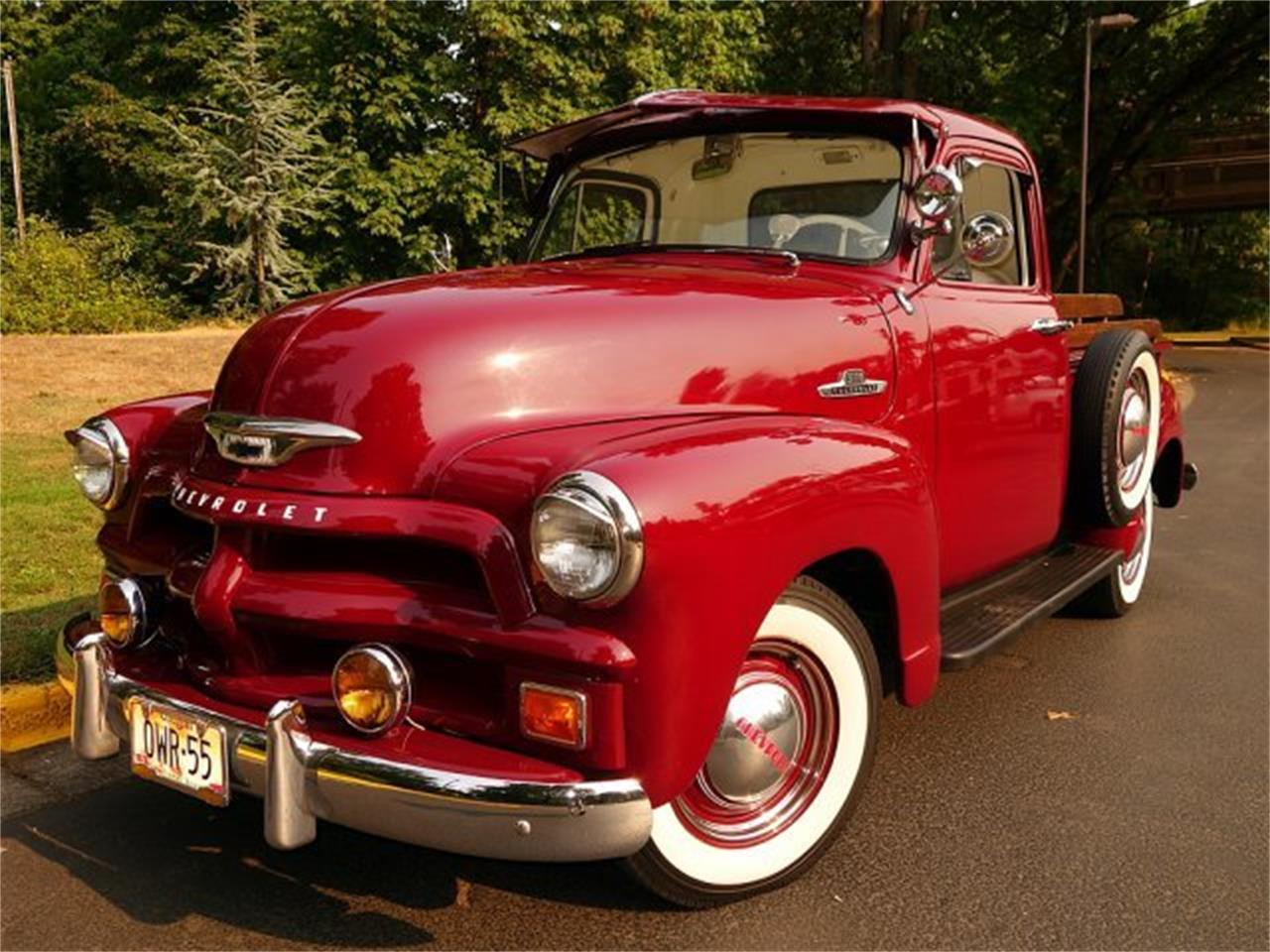 Classic Chevrolet Pickup for Sale on ClassicCars.com