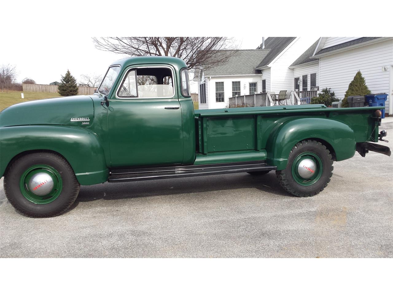 Picture of '51 Pickup - O9TC