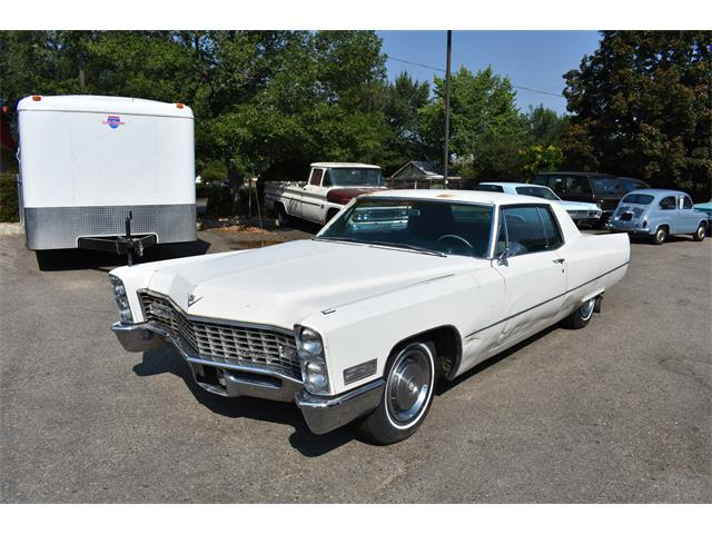 Picture of Classic '67 Cadillac DeVille located in Boise Idaho - O9TJ