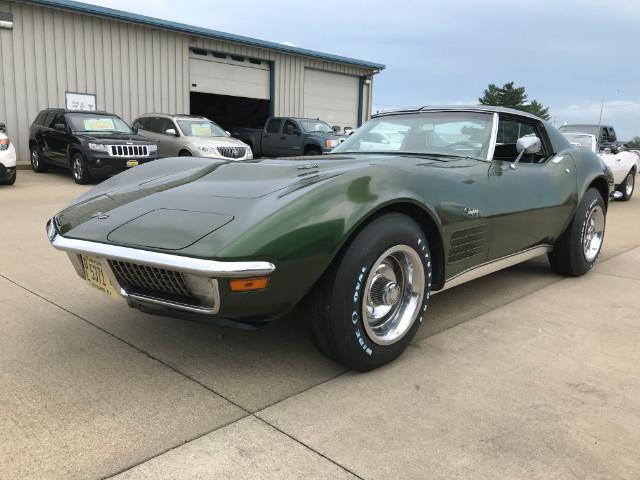 1970 Corvette Stingray For Sale >> 1970 Chevrolet Corvette for Sale on ClassicCars.com