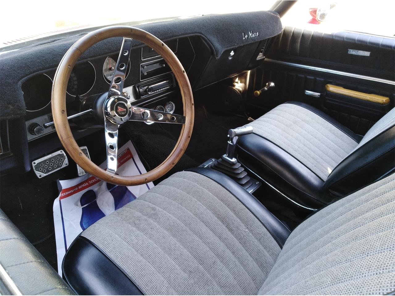 Large Picture of '71 LeMans - O9U1