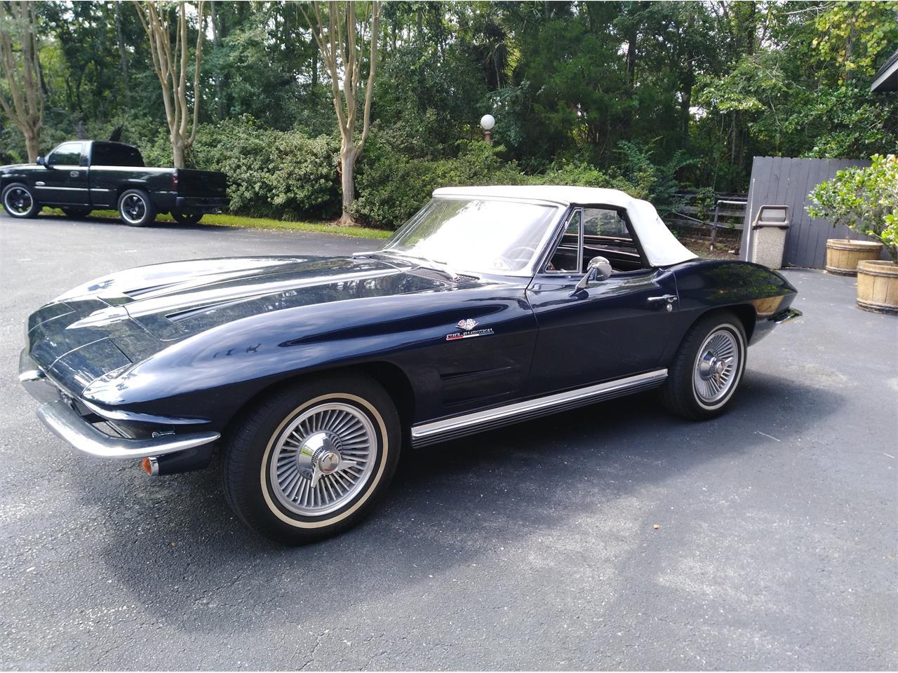 Large Picture of '64 Corvette - O9UI