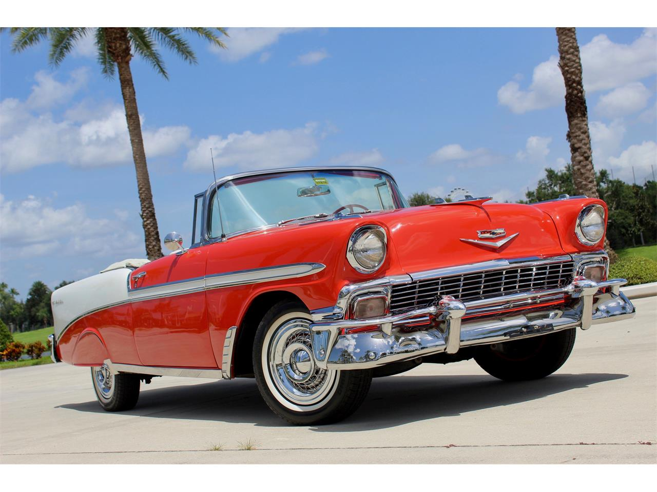 Large Picture of '56 Bel Air - O9UL