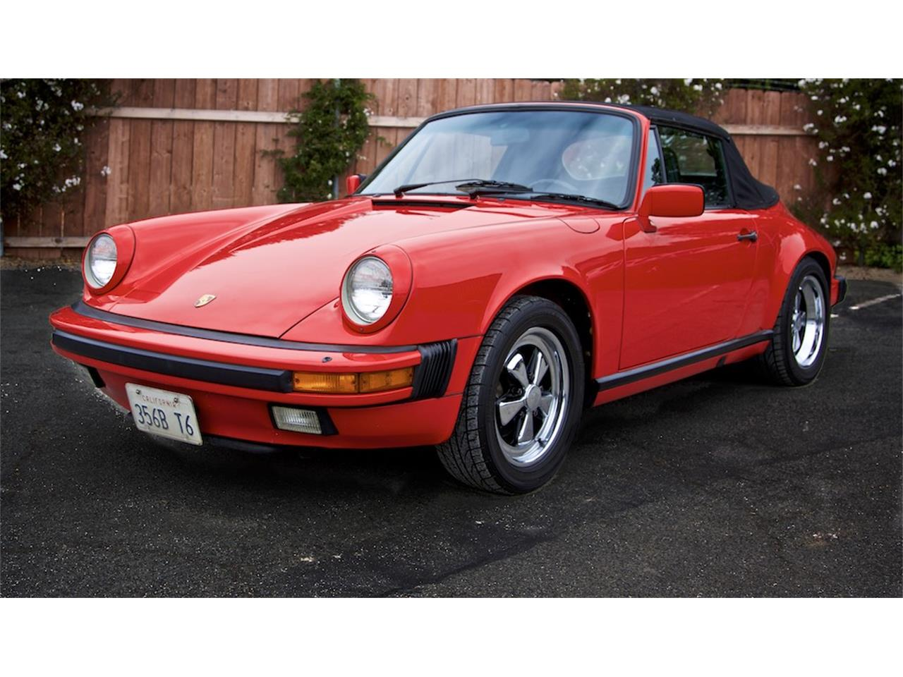 Large Picture of '86 Carrera - O9UM