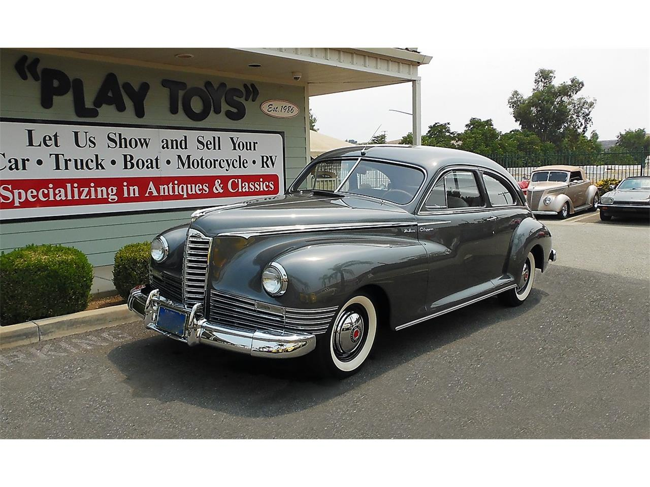 Classic Packard for Sale on ClassicCars.com