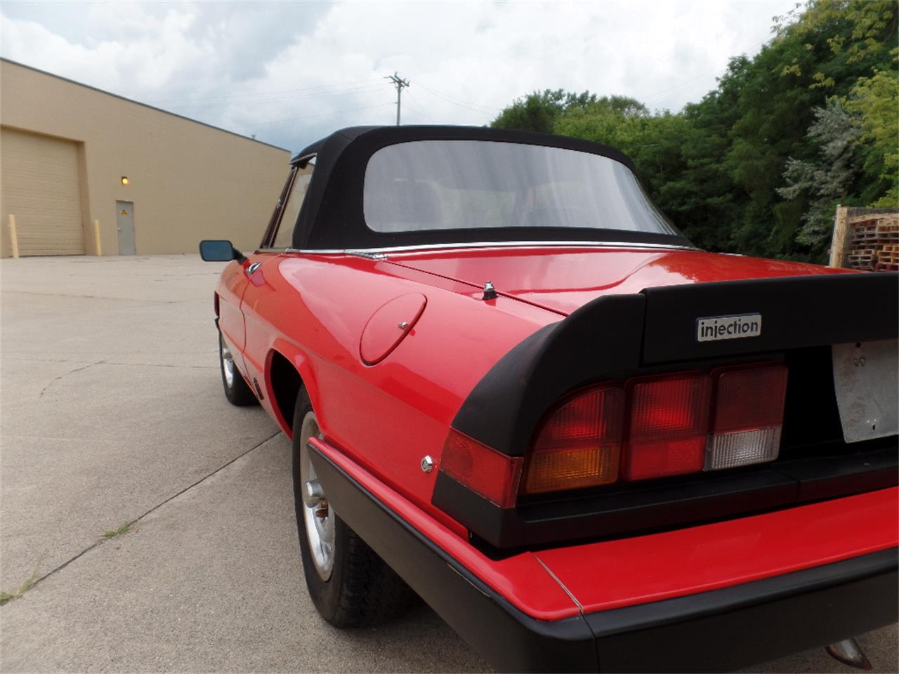 Large Picture of '85 Spider - O9V1