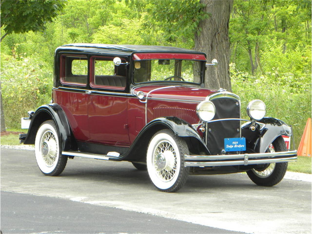 Picture of '29 Dakota - O9VN
