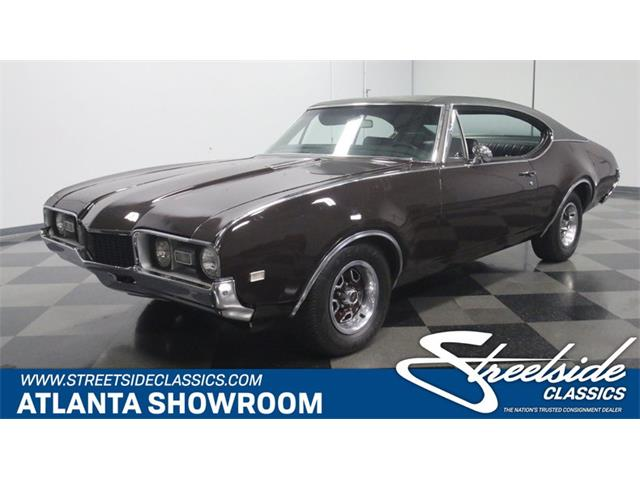 Picture of '68 Cutlass - O9VO