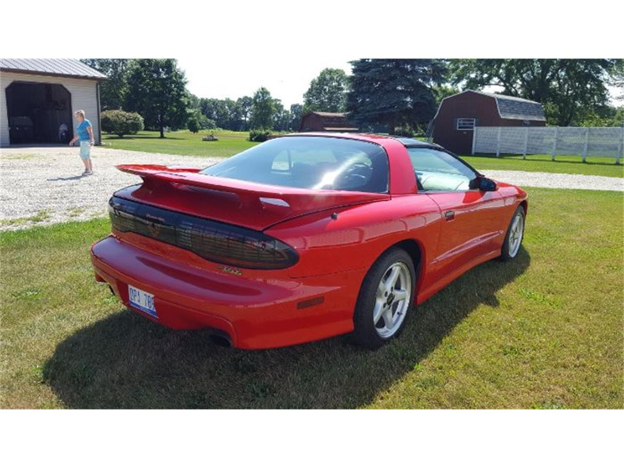 Large Picture of '96 Firebird Trans Am - O9WC