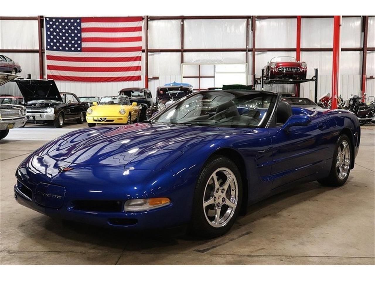 Picture of '02 Corvette - O9WK