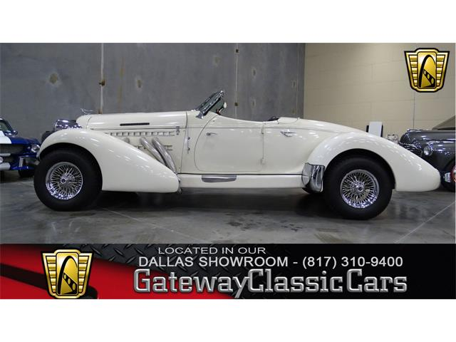 Picture of 1935 Auburn Speedster - $45,595.00 Offered by  - O9WP