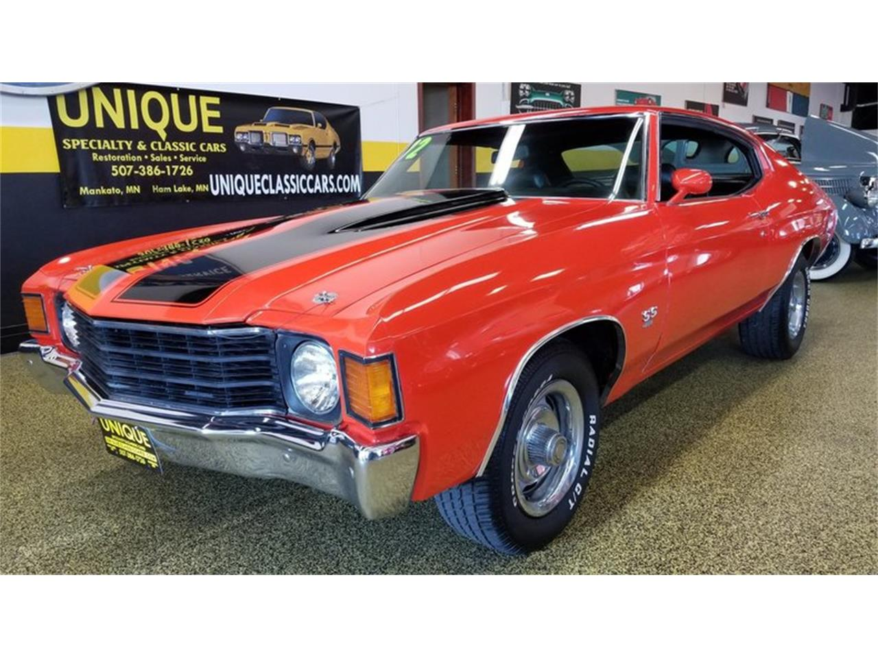 Picture of '72 Chevelle - O9WV