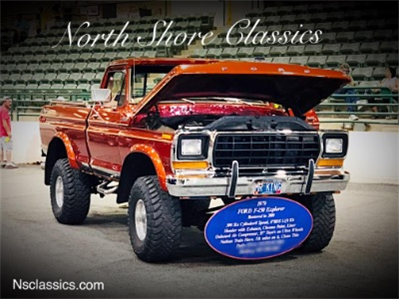 Picture of '79 F150 - O9WX