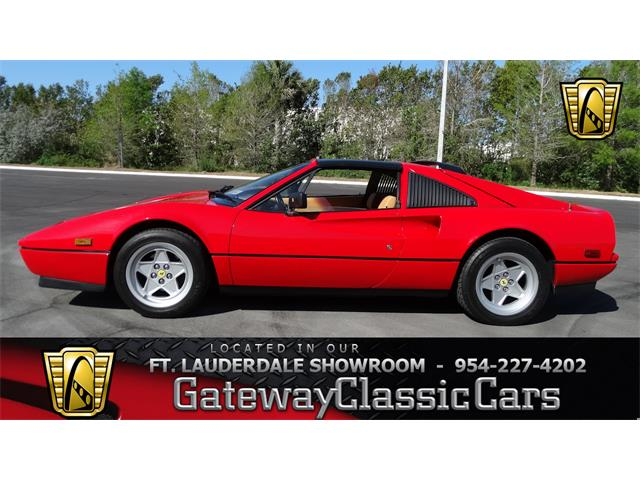 Picture of 1986 Ferrari 328 located in Florida Offered by  - O9WY