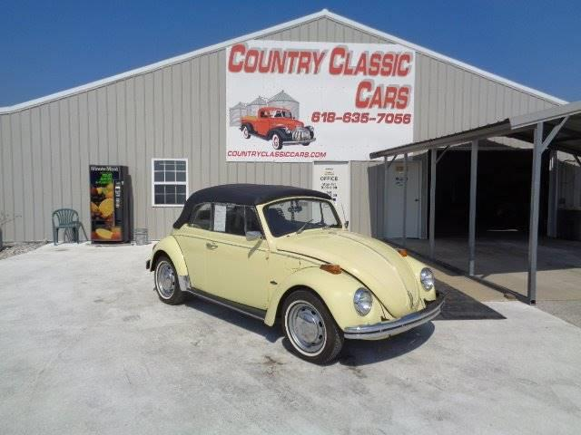 Picture of '70 Beetle - O9XK