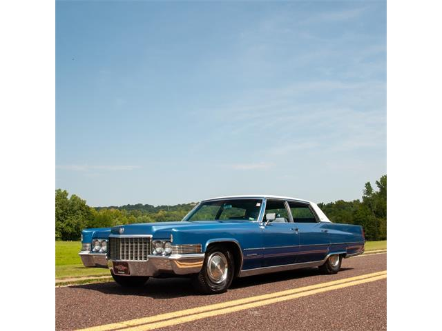 Picture of '70 Fleetwood Brougham - O9XV