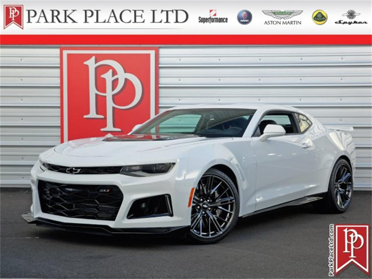 Picture of '18 Camaro - O9XX